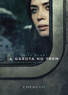 A Garota No Trem - Cam Dublado