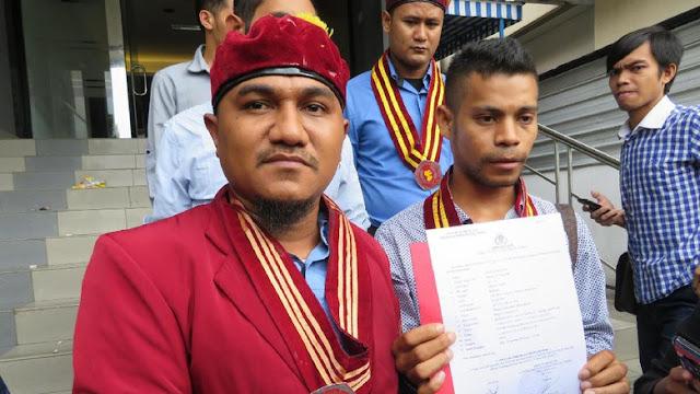 Habib Rizieq Dilaporkan ke Polisi Karena Dianggap Nistakan Agama Kristen.