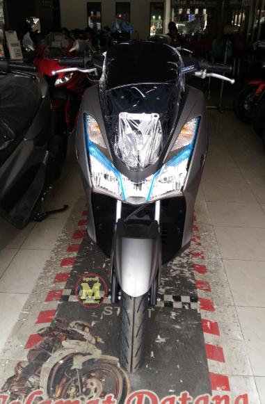 Shock Depan Yamaha Lexi Bocor? Part 2