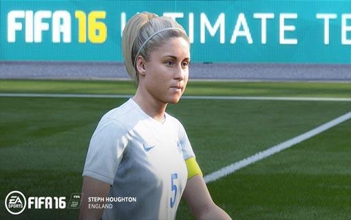 فريق سيدات كرة القدم فيفا 16