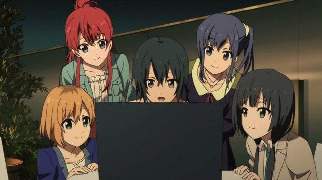 10 Anime yang Mirip New Game!