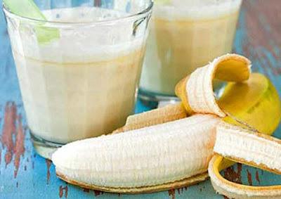 Thực đơn chuối và sữa tươi giúp giảm cân hiệu quả