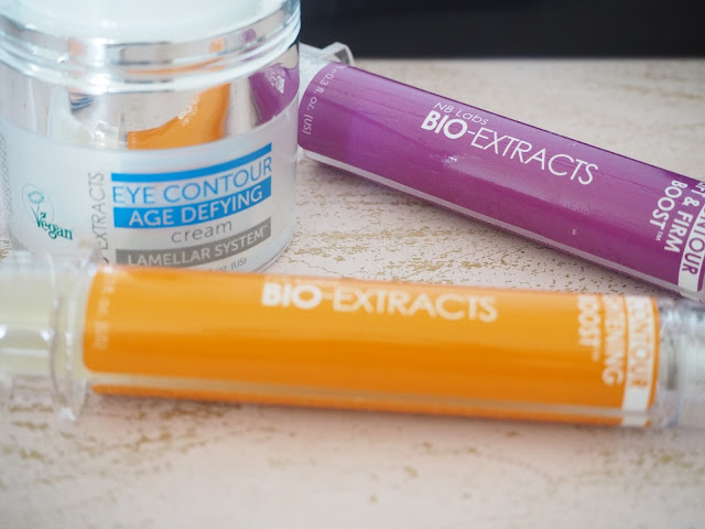 Bio Extracts Advanced Eye Contour Collection