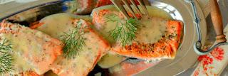Salmon al Hinojo