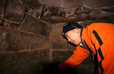 encontraram a arca de noé no monte ararat