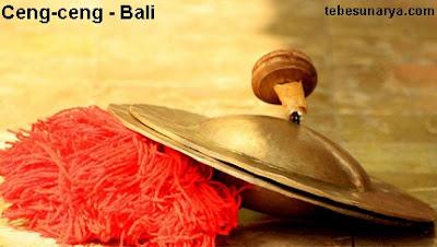 Alat-Musik-Ceng-ceng-Bali
