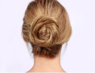 tutorial gaya rambut simpel untuk kepesta