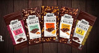 Prueba chocolate negro Nestlé