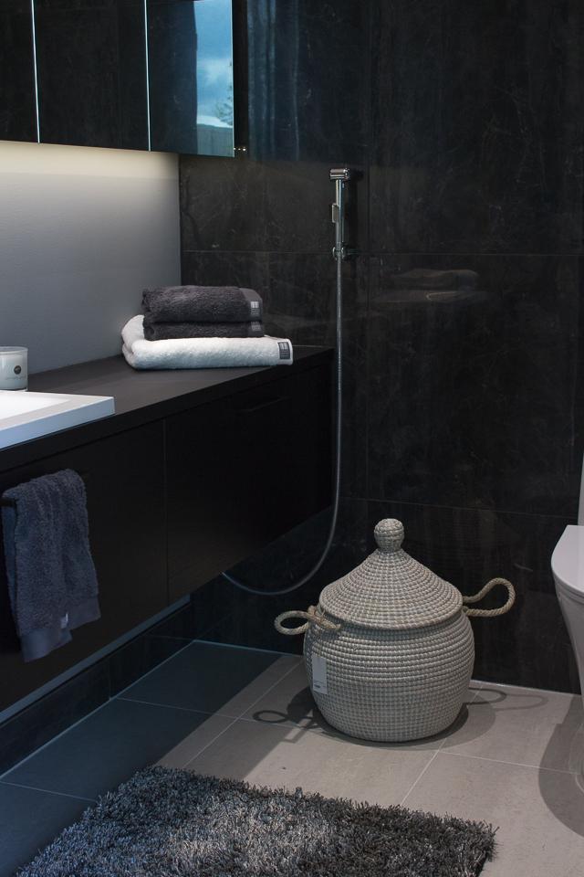 asuntomessut, design-talo pala, wc