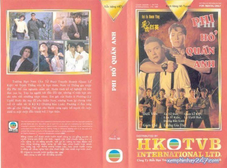 http://xemphimhay247.com - Xem phim hay 247 - Phi Hổ Quần Anh (1989) - Flying Squads (1989)