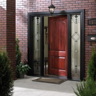 7 Desain Pintu Minimalis Simple Stylish Update Terbaru