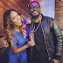Photos: DJ Cuppy Hangs Out With TPain At MTV Studio