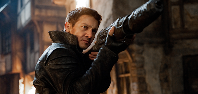 Jeremy Renner în Hansel And Gretel: Witch Hunters
