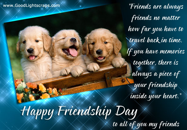 Happy Friendship Day Whatsapp Messages SMS Quotes and Images