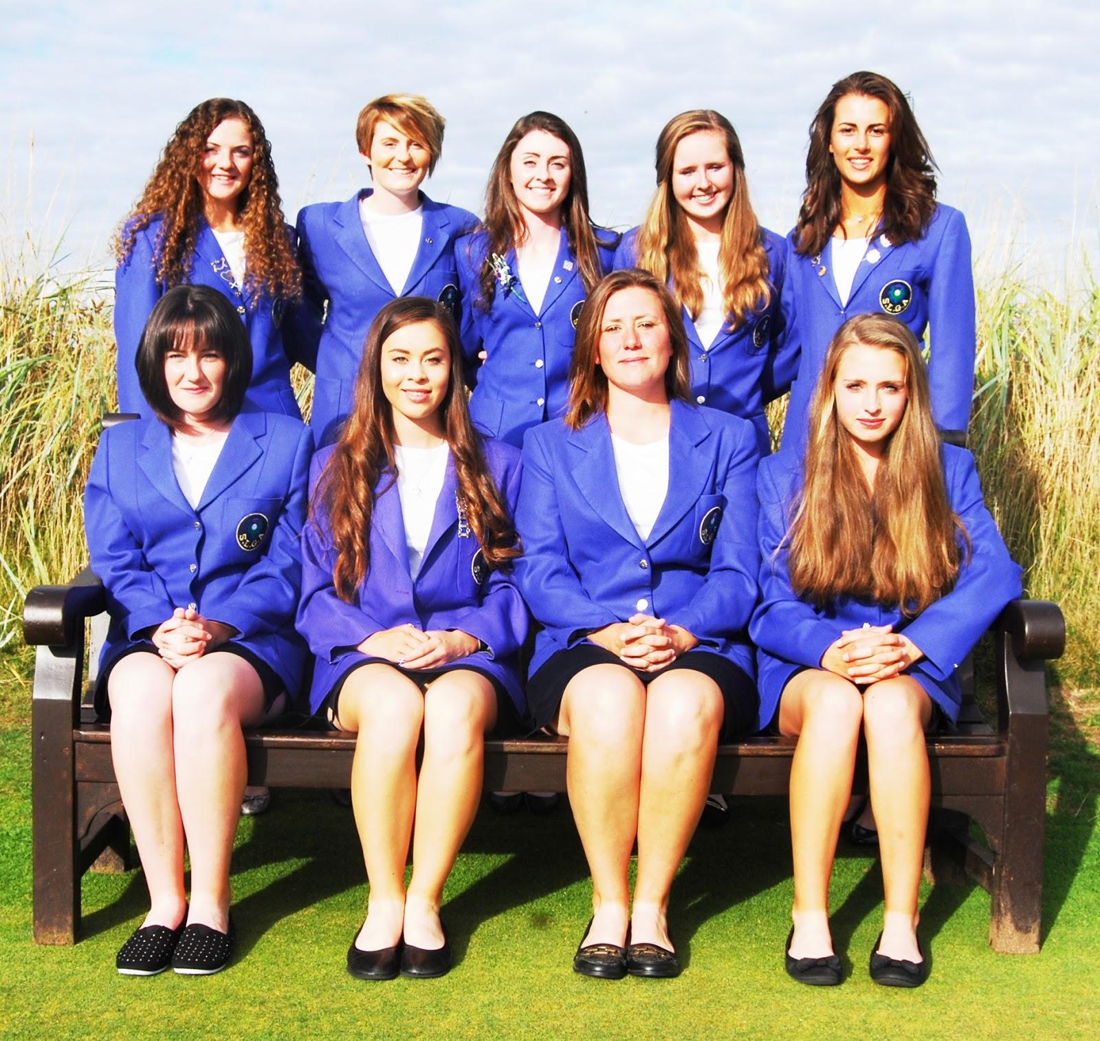 Girls of scotland