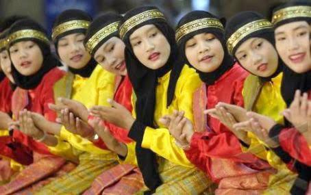 Tari Ratoh Duek Aceh, Tarian Tradisional Dari Aceh (Nanggroe Aceh Darussalam)