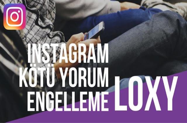 instagram yorumlardan küfür engelleme