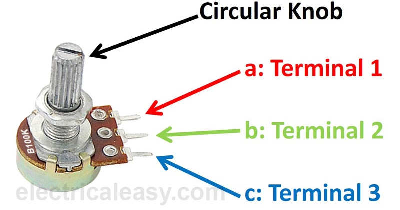 difference between potentiometer and rheostat electricaleasy com rh electricaleasy com