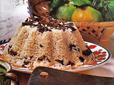 Gambar Resep Nasi Hainan