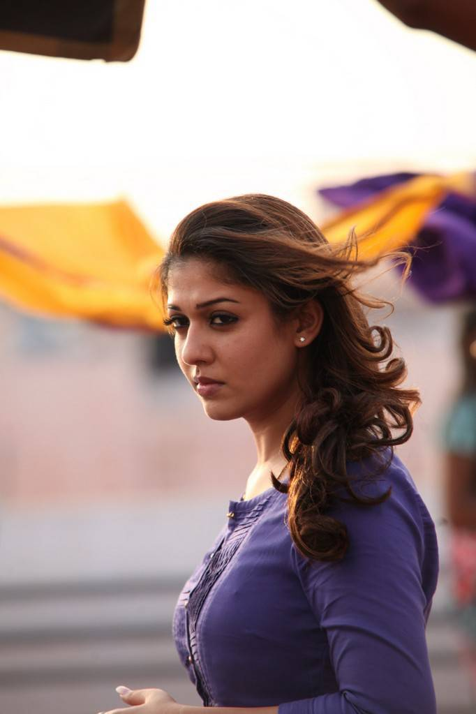 Nayanthara Hot From Good Evening Movie