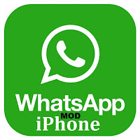 WhatsApp Mod Tema iPhone New Style v7.40 (CLONE)