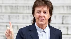 PAUL ON THE RUN: Paul McCartney reveals his unusual pre-gig ritual