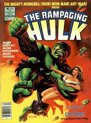 Rampaging Hulk #8