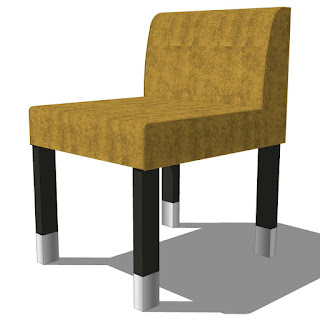 Sketchup - Chair-049