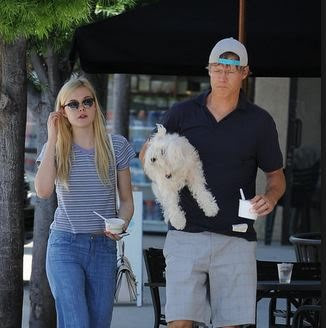 Dakota Fanning's parents divorce after 27 years of marriage