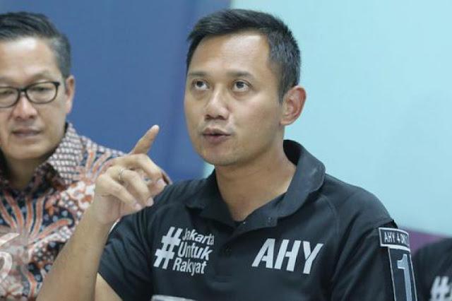 Prihatin Tingkat Dewa! Sepertinya Mas Agus Yudhoyono Akan Kandas di Putaran Kedua