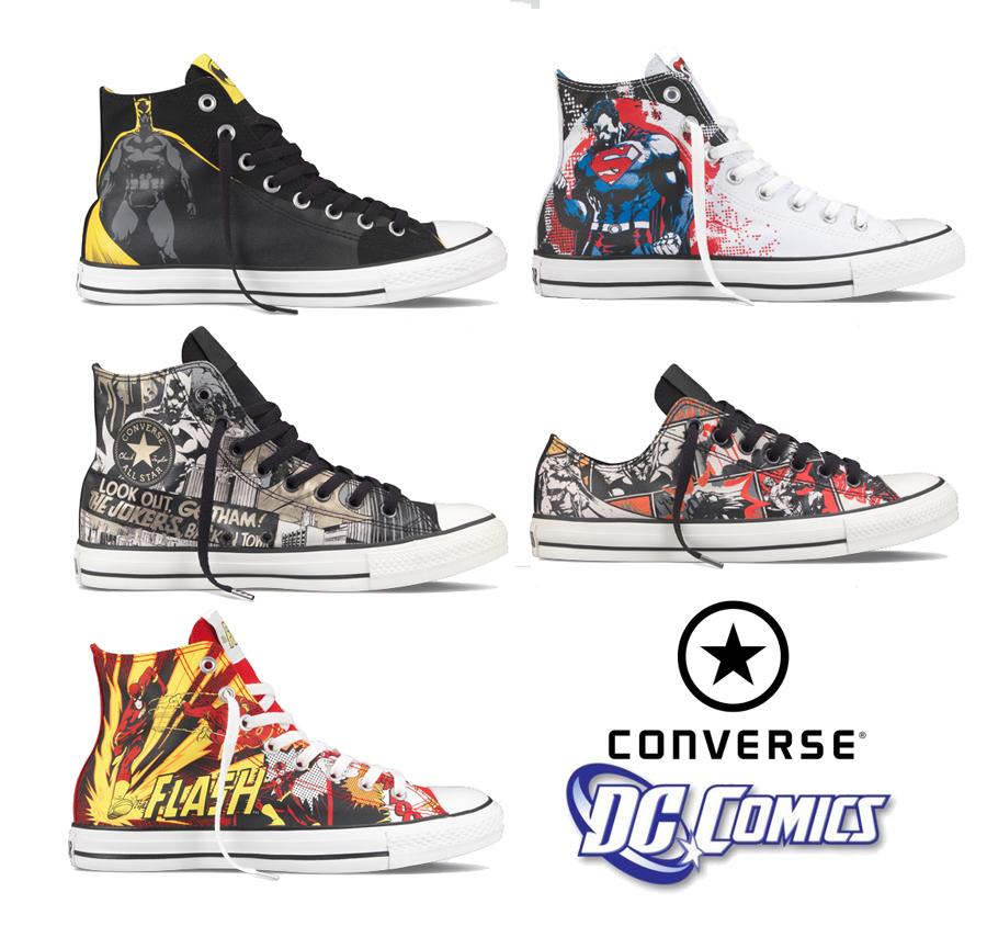 If It's Hip, It's Here: Superhero Sneaks! Converse ...