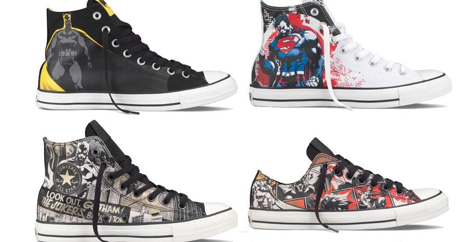 Batman Canvas Shoes For Kids
