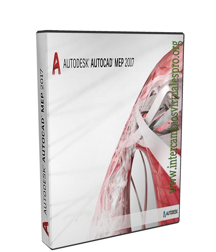 Autodesk AutoCAD MEP 2017 SP1 poster box cover