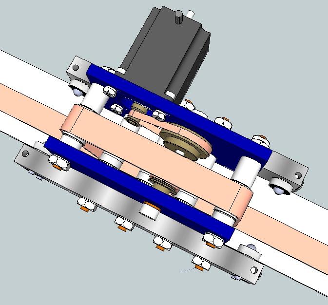 Wood Router Cnc Machine Belt Drive Ideas