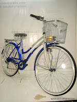 3 City Bike Phoenix Fashion 6 Speed Shimano 26 Inci