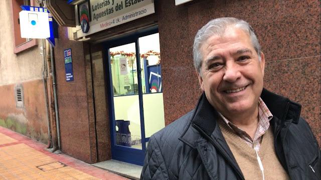 Miguel Ángel Martínez, ante su administración