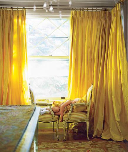 Kvartal Curtain Hanging System Panels Track