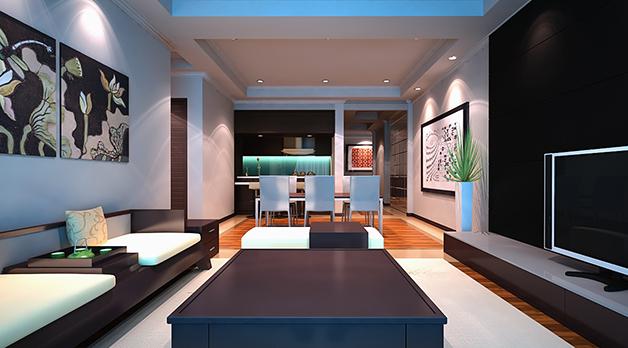 Nội thất FLC Green Apartment