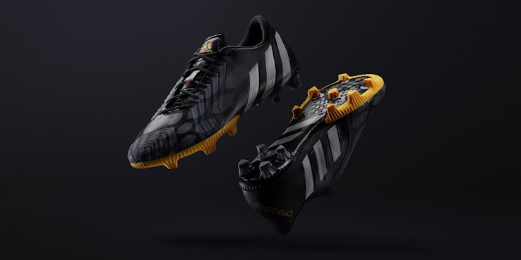 The new Adidas Predator Instinct Boot was launched as a part of the new  Adidas 2014 World Cup Battle Pack. The black Adidas Predator Instinct 2014  Boot ... f51d344a07e4