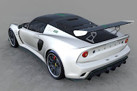 Lotus Exige Cup 430 Type 25 (2018) Rear Side