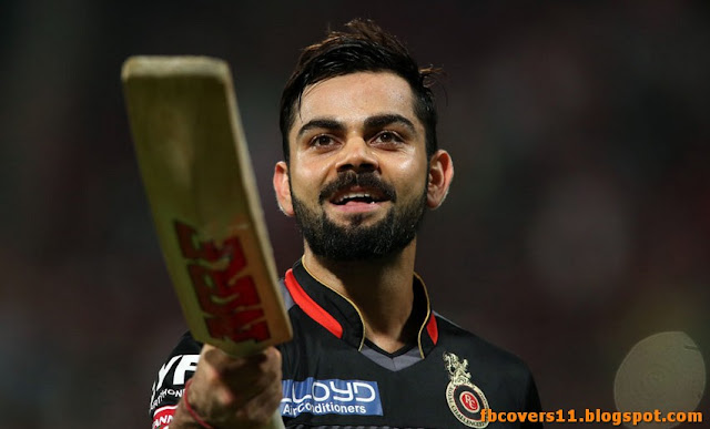 Virat Kohli Royal Challengers Bangalore FB Cover