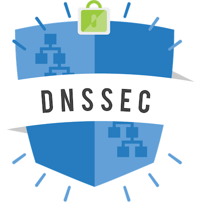 DNSSEC Logo by Couldflare