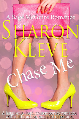 Front Cover of Chase Me by Sharon Kleve