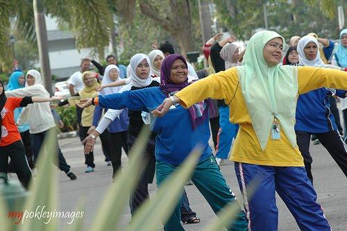 Strength training and 1murid 1sukan 1malaysia