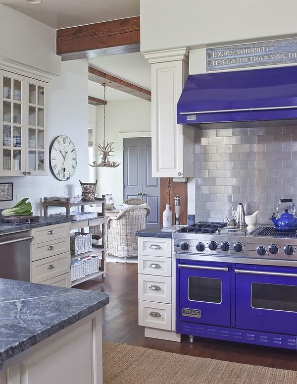 Viking Kitchen Appliances Colors