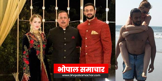 अजय सिंह के एक्टर बेटे की शादी टूट गई, लव मैरिज की हुई थी | MP NEWS