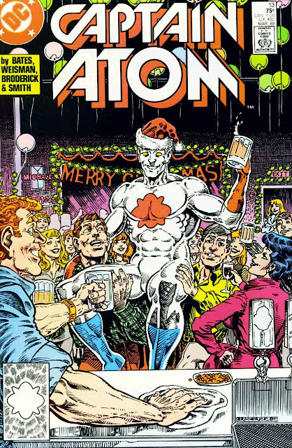 Captain Atom #13