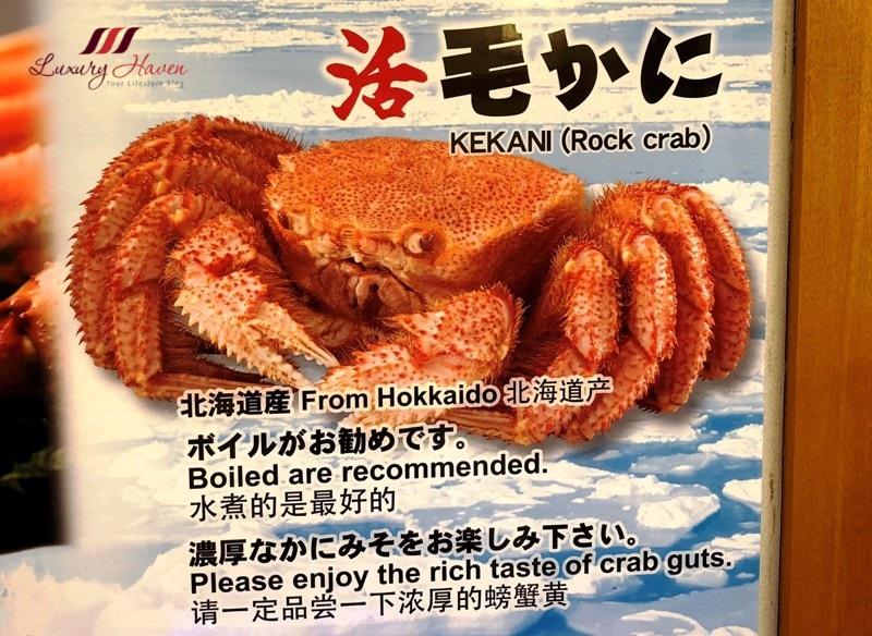kani doraku dotombori honten kekani rock crab