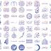 خطوط ورموز وشعارات اسلامية رائعة
