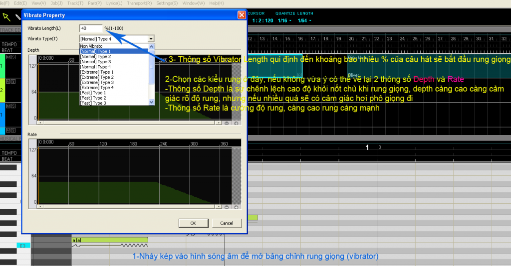 RafrL8t - [ Hướng Dẫn ] Sử Dụng ca sĩ ảo trên Vocaloid | Phần 2 - Chỉnh kỹ thuật và Biểu cảm